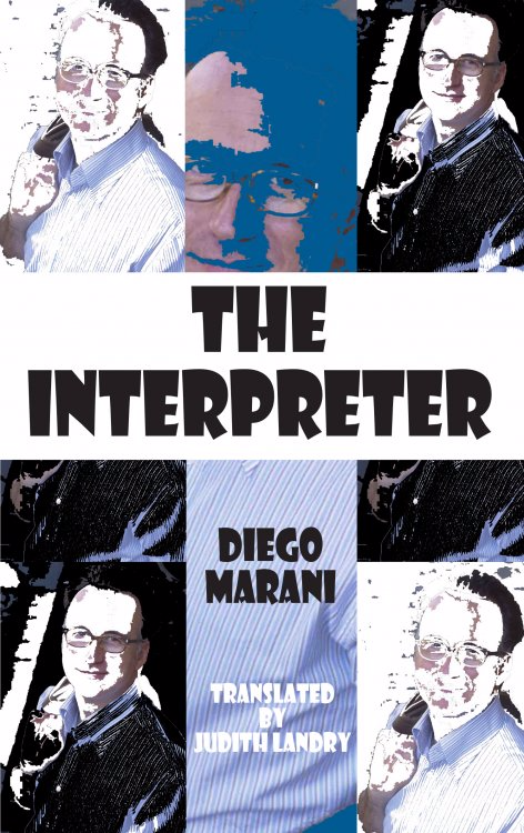 Front cover of 'The Interpreter'