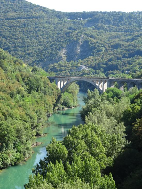 Gorizia bridge