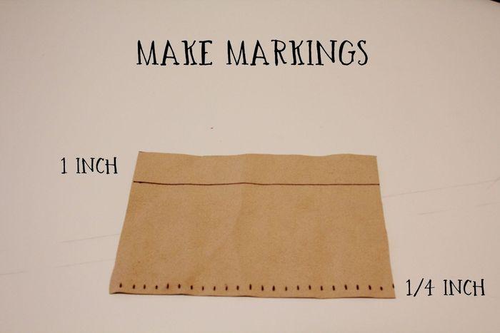 Make-markings