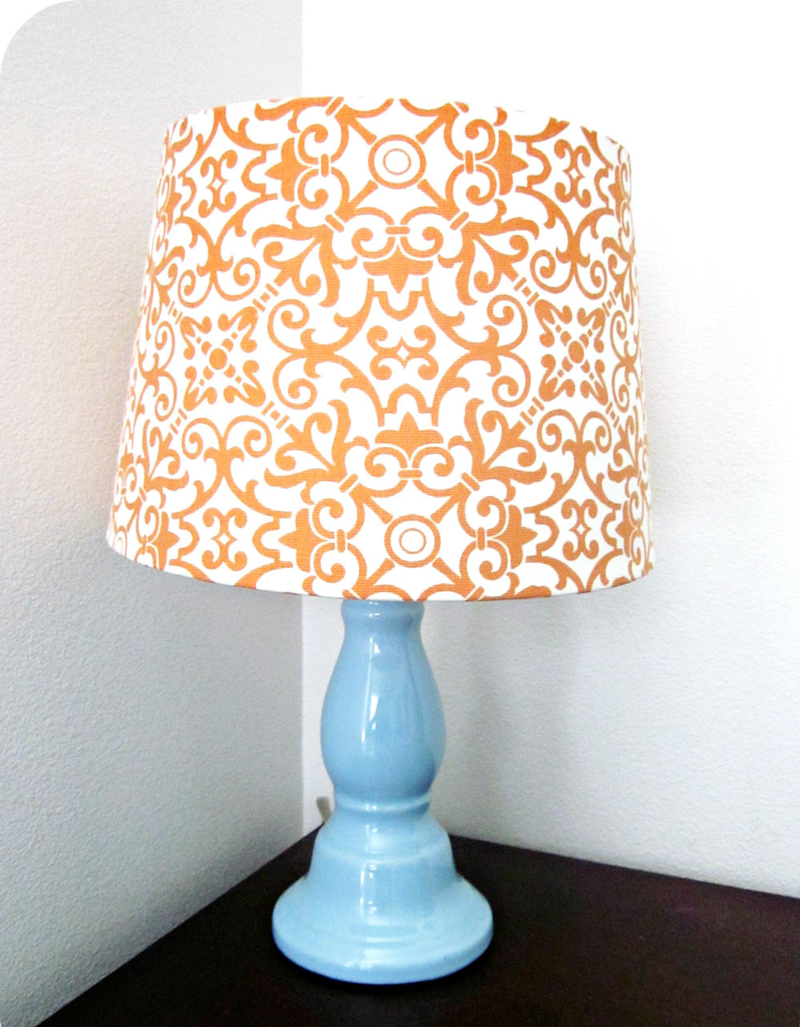 Revamped Lampshade