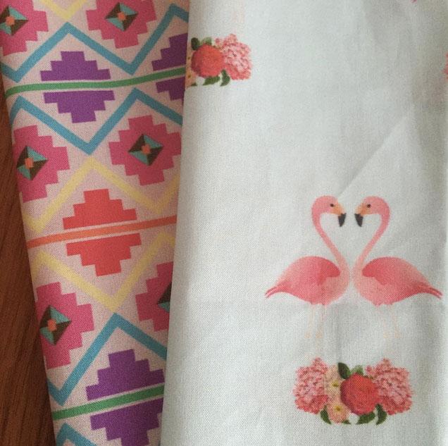 Juliana Zimmerman's new fabrics