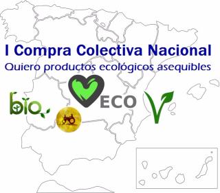 Compra colectiva nacional de productos ecológicos