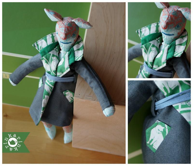 DIY Fox Jacket