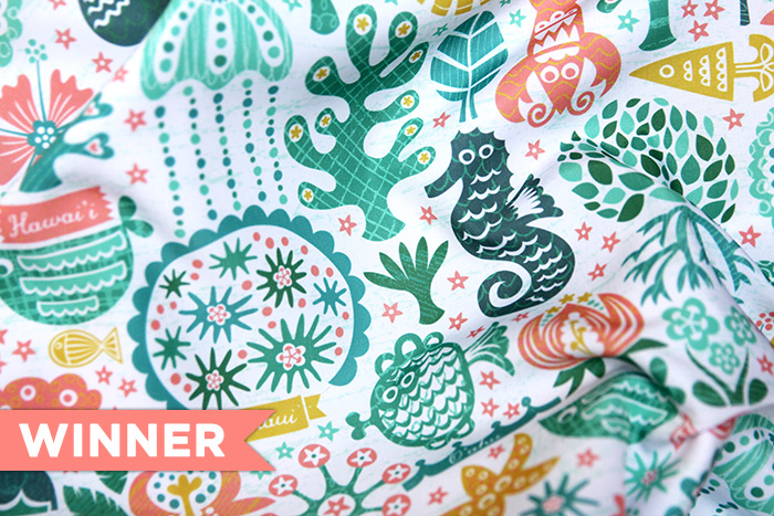 Announcing the Top 10 Island Fabrics!