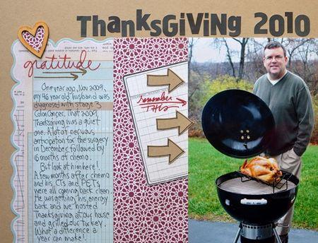 Thanksgiving Gratitude - Laura O'Donnell