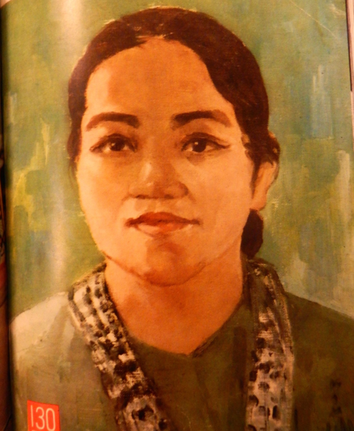 Việt Nam, 130 (7), 1968, front cover. British Library, SU216(2)