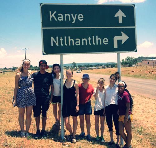 Kanye homestay