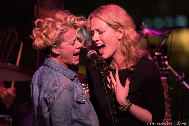 Shelby Lynne and Allison Moorer, Lincon Center's American Songbook