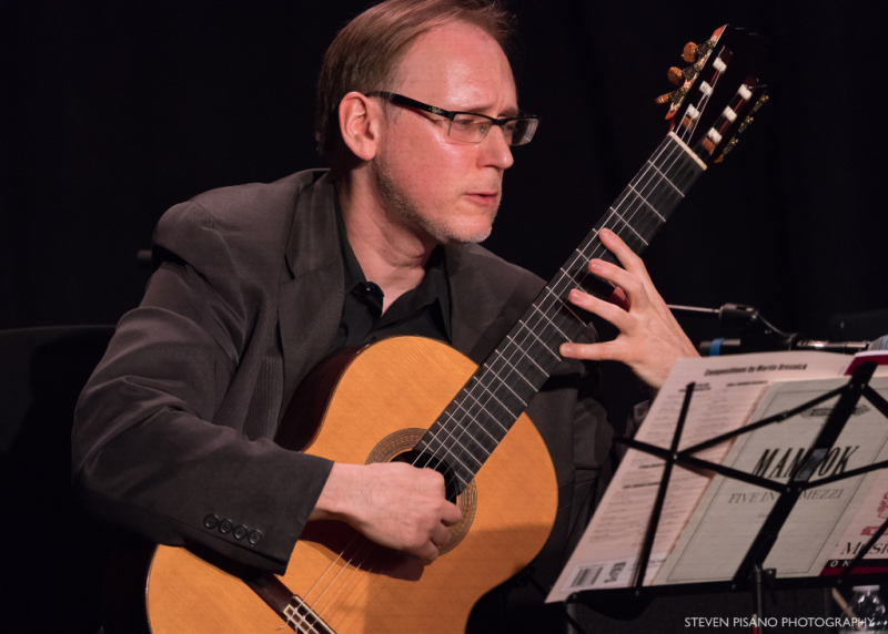 Dan Lippel at Le Poisson Rouge
