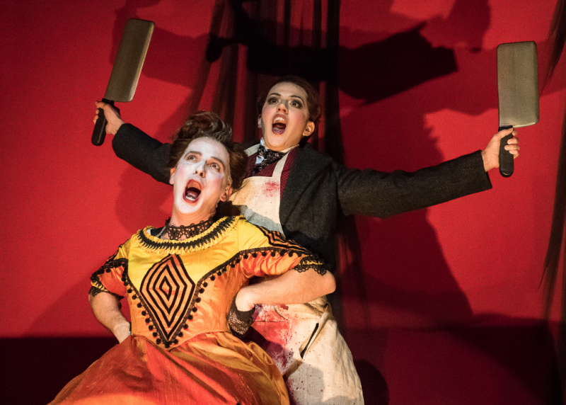 """Elizabeth Cree"" at Opera Philadelphia"