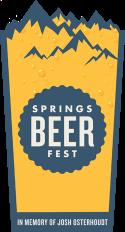 Colorado Spring Beer Festival logo