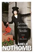 Le crime du Compte Neville d'Amélie Nothomb