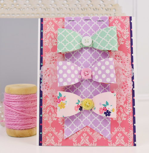 Once Upon A Time Princess CHA Projects by Becki Adams for #EchoParkPaper