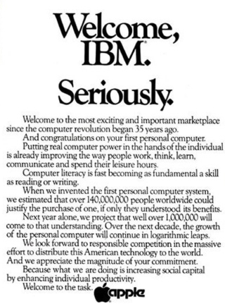 Apple_welcome-ibm-seriously1
