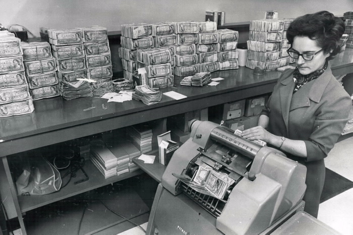 Money - canada - 1960 -1969