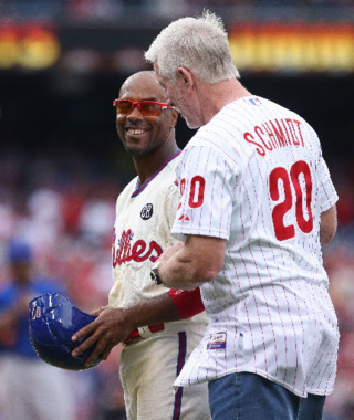 Jimmy Rollins Bill Streicher USA TODAY Sports