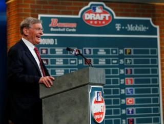 MLB Draft 2014 Rich Schultz Getty Images