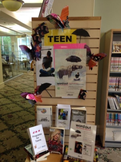 BF Word Out Display