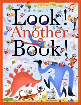 Look Another Book! by Bob Staake