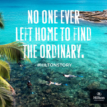 Hilton Story Contest