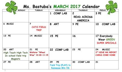 March2017calendar