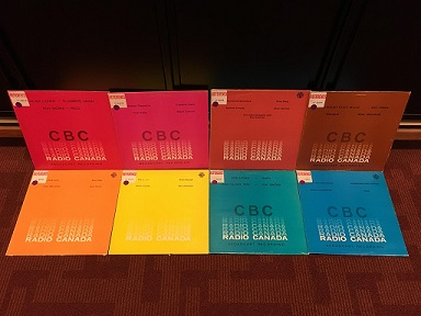 Canadian Broadcasting Corporation records at Toronto Reference Library