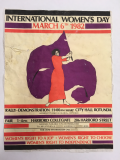 Poster: International Women's Day 1982