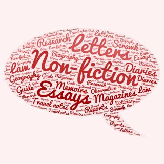 Non-fiction categories