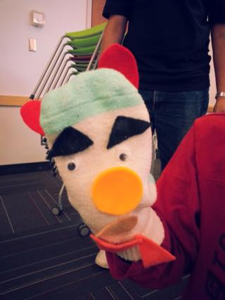 Sock puppet creation
