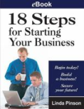 18 Steps for Starting Your Business