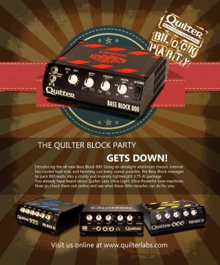 Bass Block 800 ad