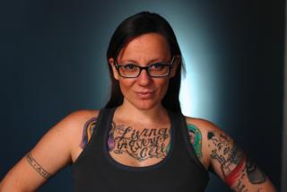 Writer in Residence Cherie Dimaline