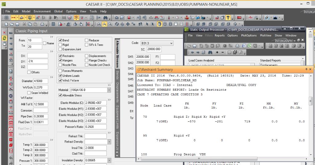 caesar ii software free  full version