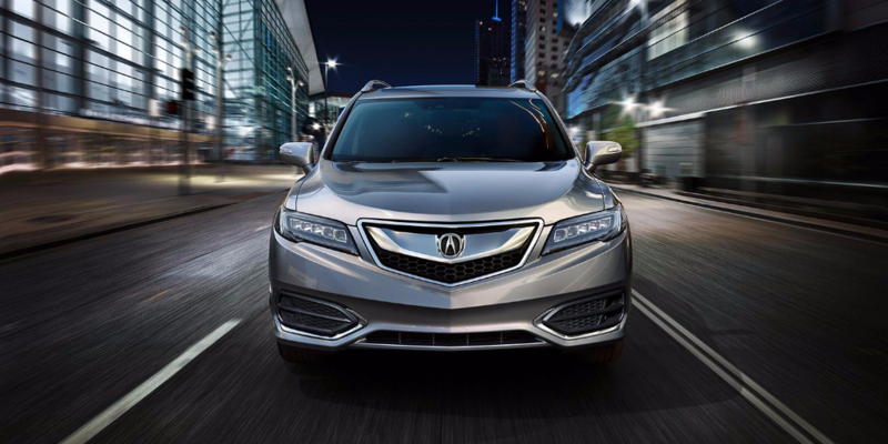 Acura Brand Boasts Best Retained Value in Segment — 2016 RDX Pictured
