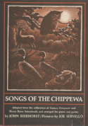 Songs of the chippewa