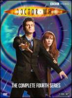 Doctor Who the complete fourth series