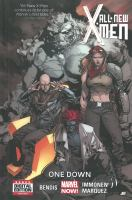 All new X-Men One Down