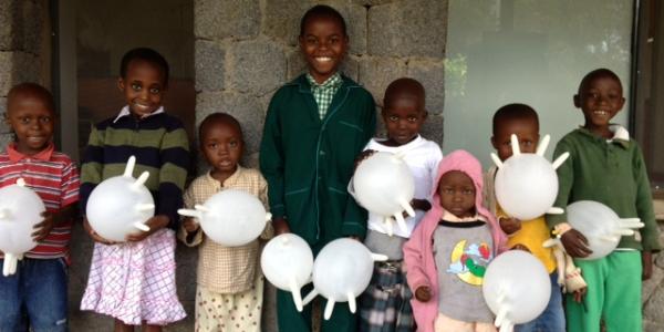 Kids on the Cancer Ward at Butaro (2)