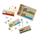 Melissa & Doug: Wooden Spelling Boards and 50+ Letters