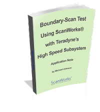 Boundary-Scan Test Using ScanWorks with Teradyne's HSSub Application Note