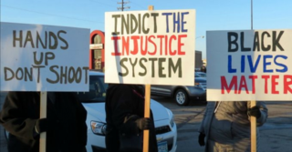 Indict the injustice