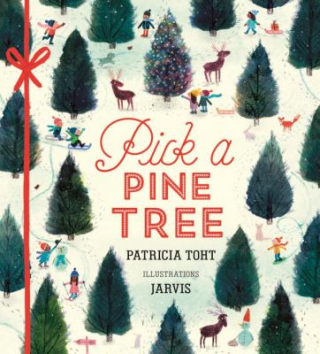 Book Cover: Pick a Pine Tree