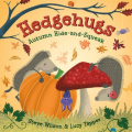 Book Cover: Hedgehugs : Autumn Hide-and-Squeak