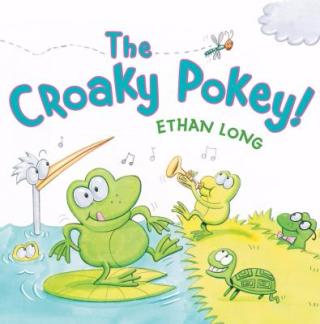 Book Cover: The Croaky Pokey