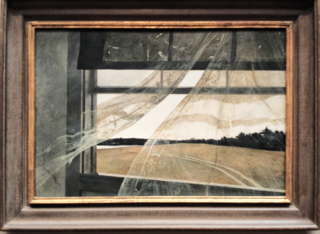 Wind From the Sea_Andrew Wyeth