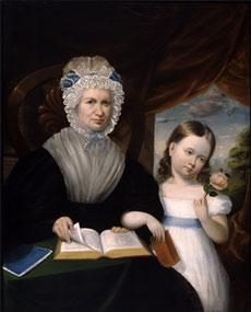 Phoebe and Maria Baldwin