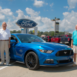 Take Your Best Shot: Hole-in-One Wins 2017 Ford Mustang at Blairsville Library Charitable Foundation Event