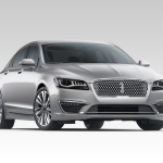 2017 Lincoln MKZ Earns Top Safety Pick+ Rating