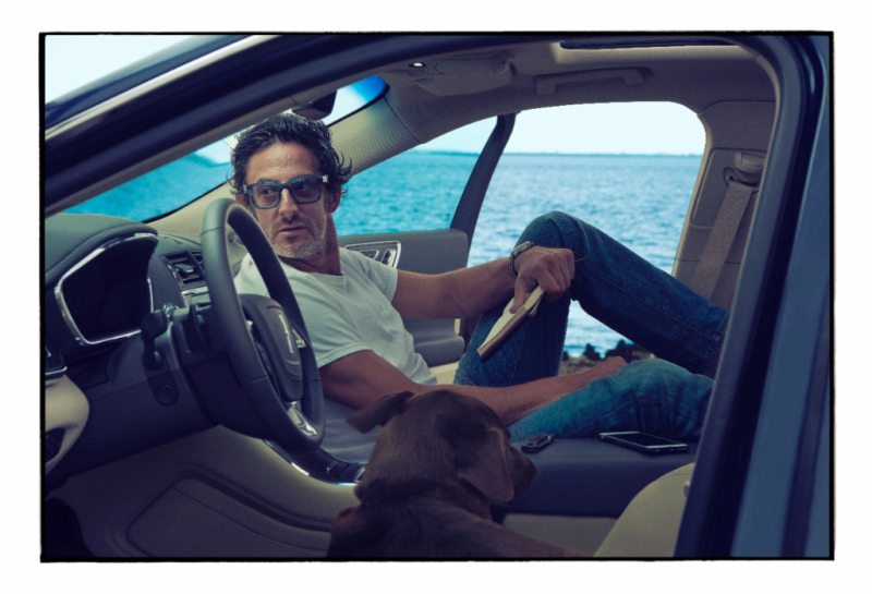 Lincoln Continental Campaign by Annie Leibovitz - Smail Lincoln Blog