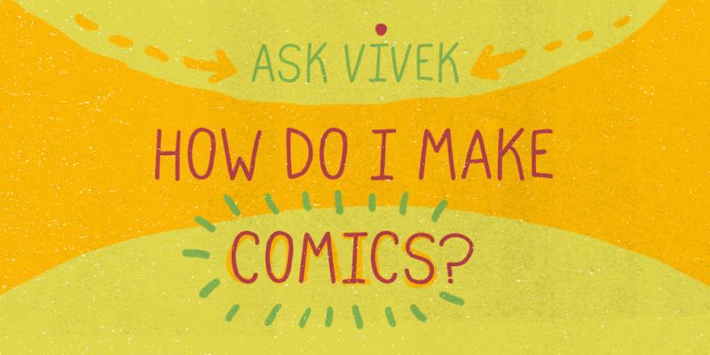 How do I make comics